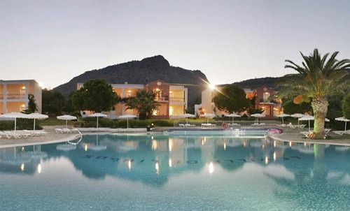 Studios & Family Apartments to Rent in Lindos, Greece