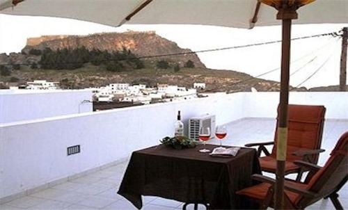 Lindos Studios to Rent in Rhodes, Greece