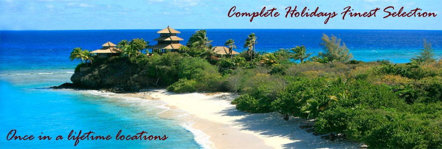 Complete Holiday Finest Villa Selection - The Most Luxurious Villas in Stunning Locations