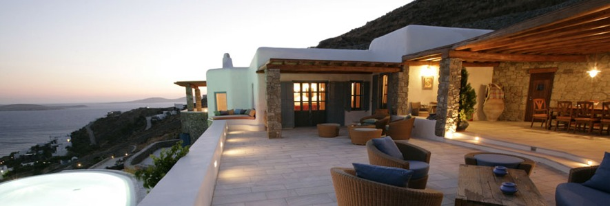 Complete Holiday Collection Of Homes Throughout Greece