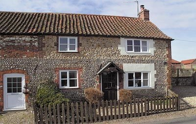 2 Bedroom Holiday Cottage To Rent In North Creake Norfolk