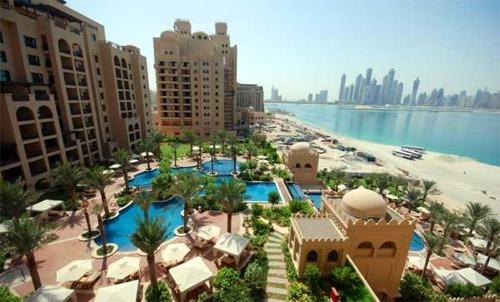 Holiday Apartments To Rent At Fairmont Palm Residence Jumeirah Dubai Vacation