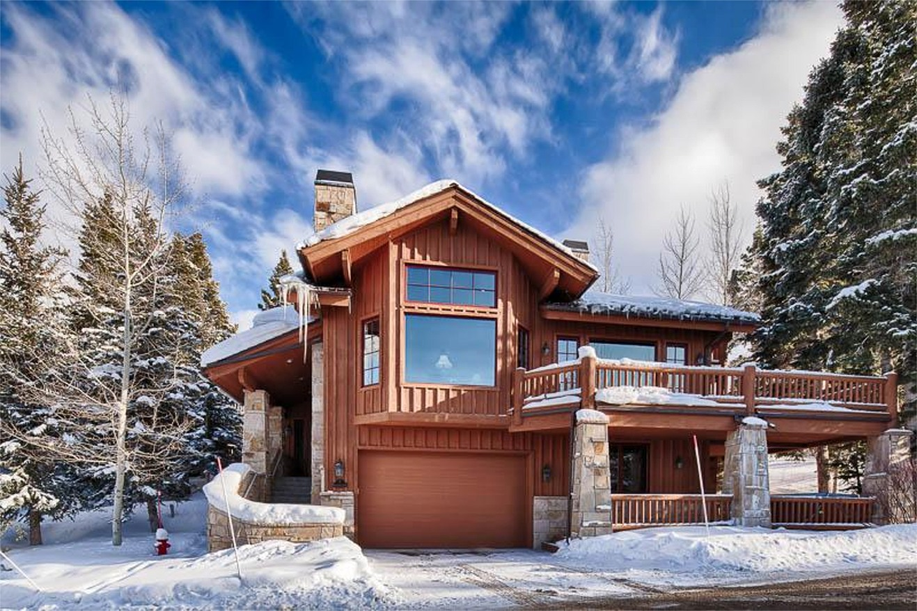 Holiday Villa To Rent In The Deer Valley Resort
