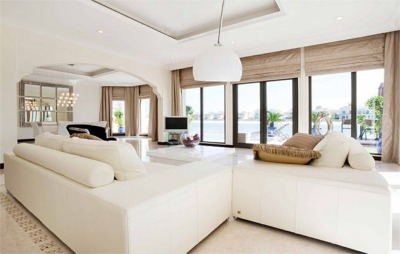 5 Bedroom Holiday Villa to Rent on Palm Jumeirah, Dubai
